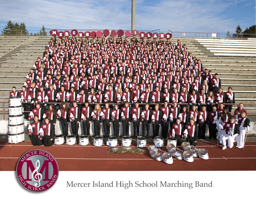 MIHS Marching Band