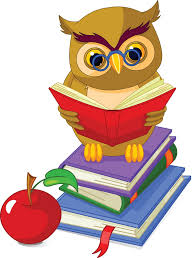 Northwood Owl loves to read!