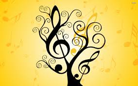 Treble Clef tree
