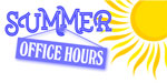 Northwood office closed for summer break, will reopen on Monday, Aug. 5