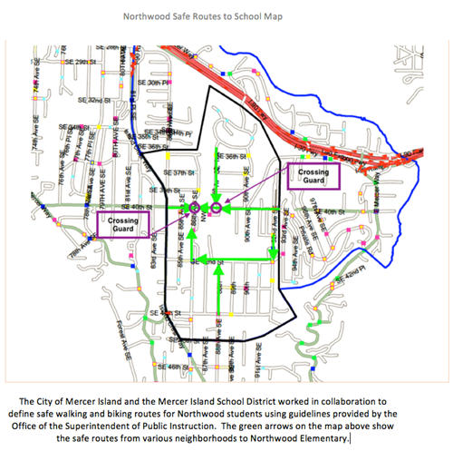 Northwood Safe Routes
