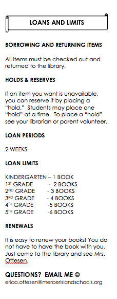 LOANS AND LIMITS