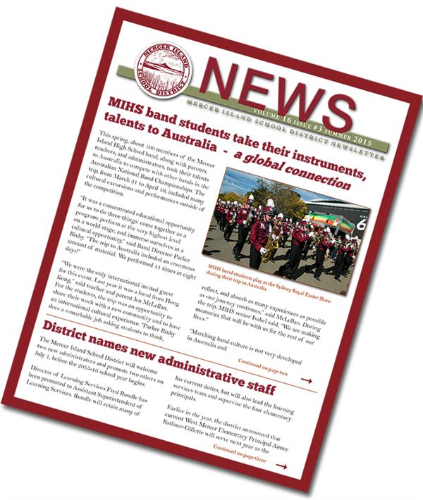 District News Summer 2015