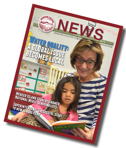 Fall 2014 District News